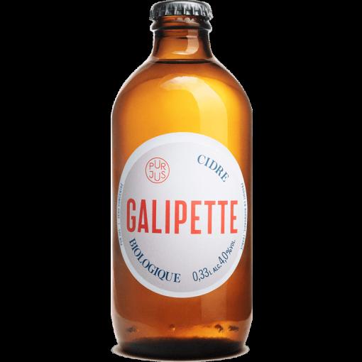 Galipette Cider Biologique