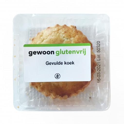 Gewoon Glutenvrij Gevulde Koek