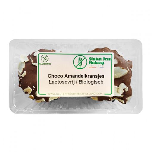 Gluten Free Bakery Holland Kerstkransjes Choco Amandel Lactosevrij