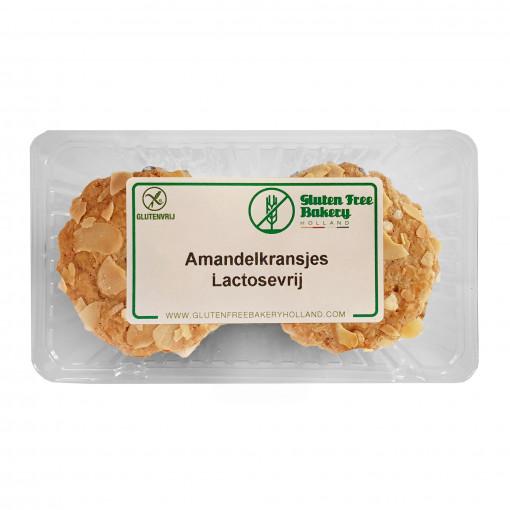 Gluten Free Bakery Holland Kerstkransjes Met Amandel Lactosevrij