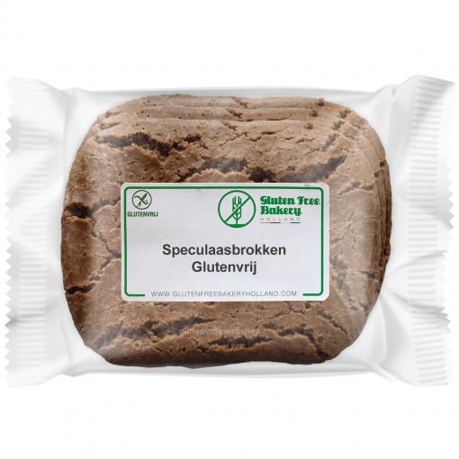Gluten Free Bakery Holland Roomboter Speculaasbrokken (3 stuks)