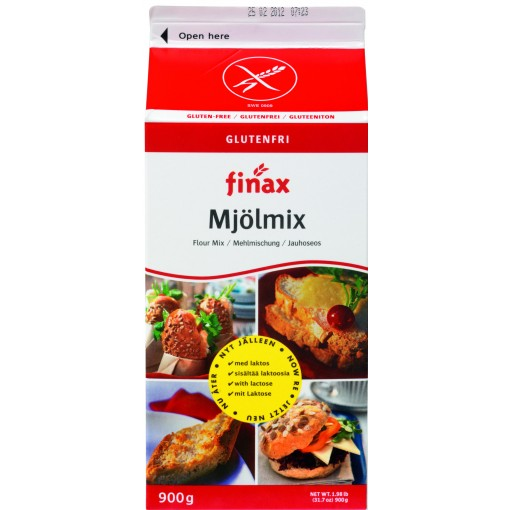 Finax Witte Bakmix