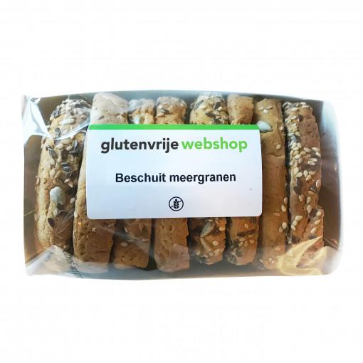 Glutenvrije Webshop Basics Beschuit Meergranen