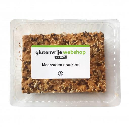 Glutenvrije Webshop Basics Meerzaden Crackers