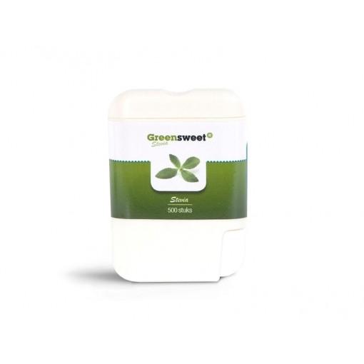 Greensweet Stevia Zoetjes 500 Stuks