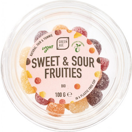 Green Age Sweet & Sour Fruities
