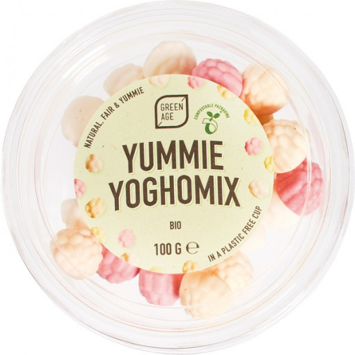 Green Age Yummie Yoghomix