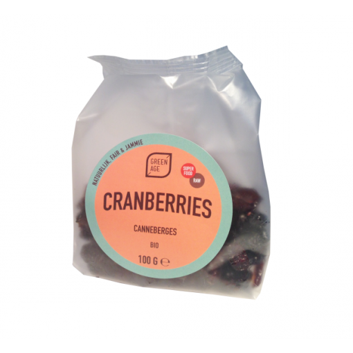 Green Age Cranberries
