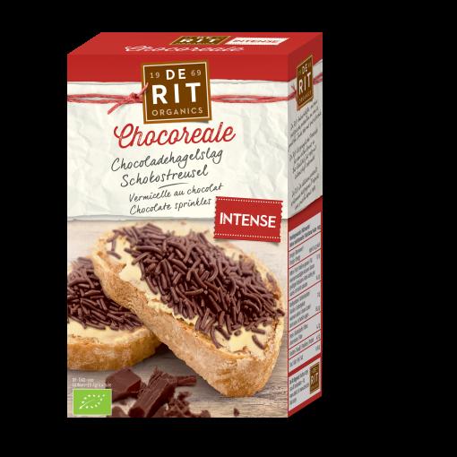 De Rit Chocoladehagelslag Puur