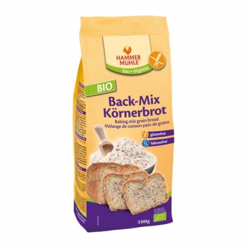 Bakmix Volkorenbrood