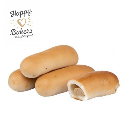 Happy Bakers Vegan Worstenbroodjes