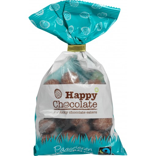 Happy Chocolate Paaseitjes Melk Praline