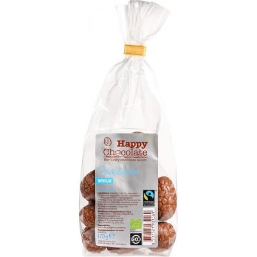 Happy Chocolate Paaseitjes Melk