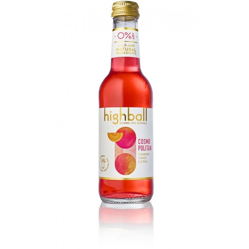 Highball Cosmopolitan Alcoholvrij