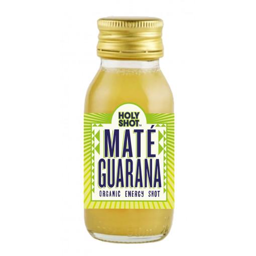 Holy Shot Maté Guarana Energy Shot
