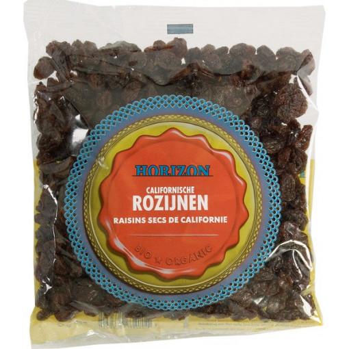 Horizon Californische Rozijnen 250 gram