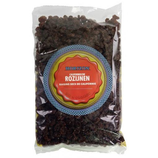 Horizon Californische Rozijnen 500 gram