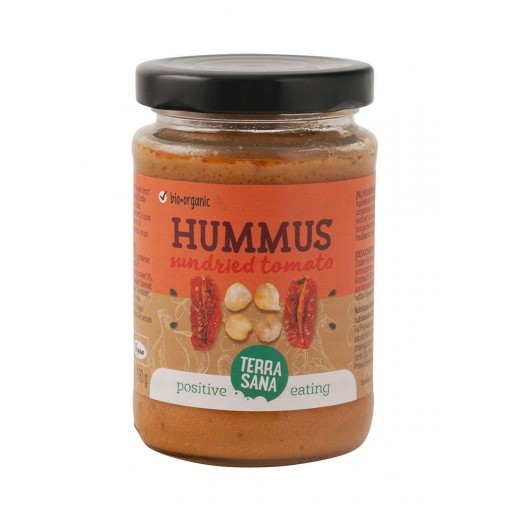 Terrasana Hummus Sundried Tomato