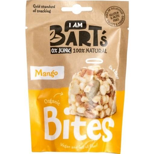 I am Barts Bites Mango