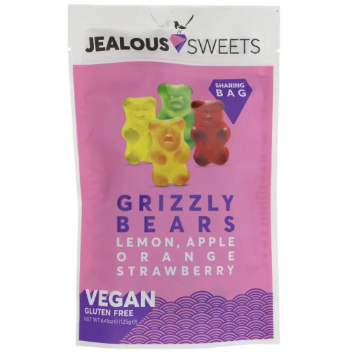 Jealous Sweets Grizzly Bears