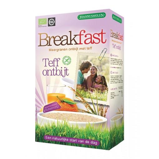 Joannusmolen Meergranen Ontbijt Met Teff