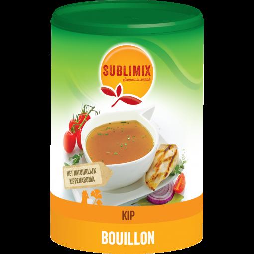 Sublimix Kippenbouillon 550 gram