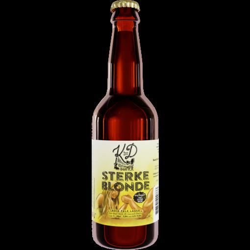 Brouwerij Klein Duimpje Sterke Blonde