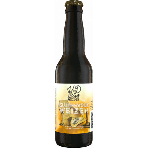 Brouwerij Klein Duimpje Glutenvrije Weizen