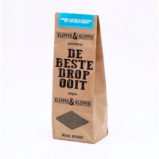 Klepper & Klepper De Beste Drop Ooit Mildzout