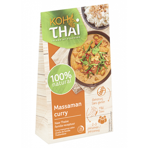 Koh Thai Massaman Curry (zakje)