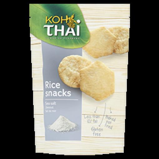 Koh Thai Rijstsnacks Zeezout