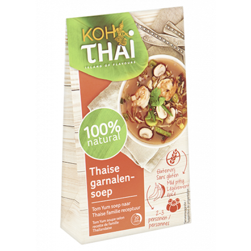 Koh Thai Thaise Garnalensoep (Tom Yum)