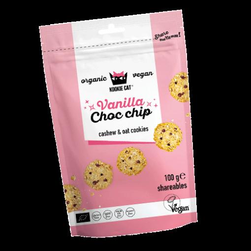 Kookie Cat Vanille Choc Chip Minis