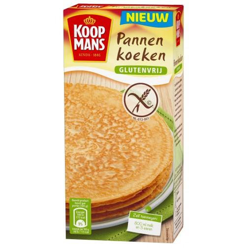 Koopmans Pannenkoekenmix Glutenvrij