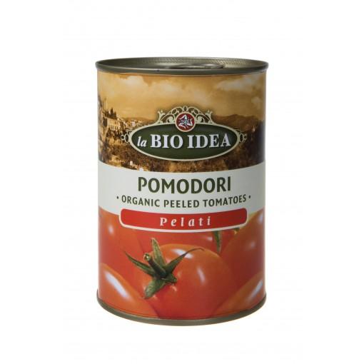 La Bio Idea Gepelde Tomaten