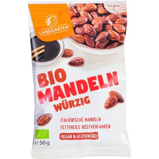 Landgarten Tamari Almond Snack