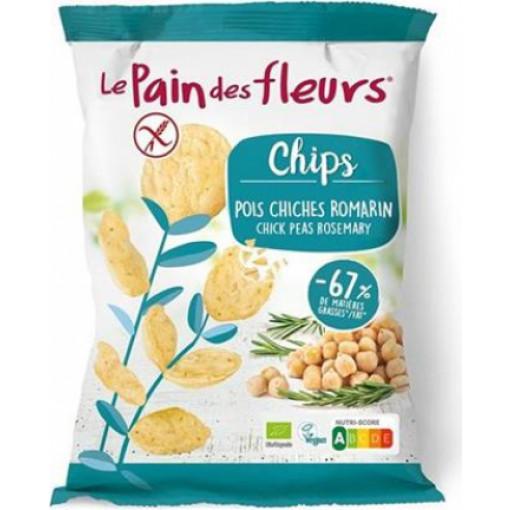 Le Pain des Fleurs Kikkererwten Chips Rozemarijn