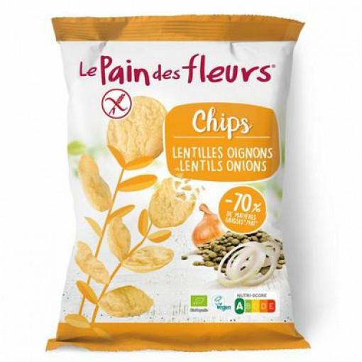 Le Pain des Fleurs Linzen Chips Ui