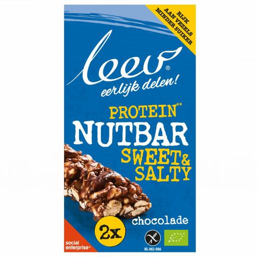 Leev Protein Nutbar Chocolade