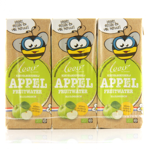 Appel Fruitwater