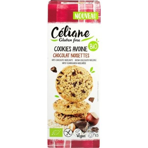 Les Recettes de Céliane Haverkoekjes Chocolade Hazelnoot
