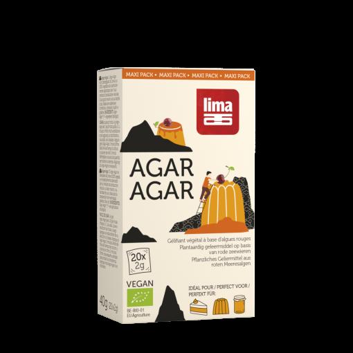Lima Agar-Agar Maxi Pack
