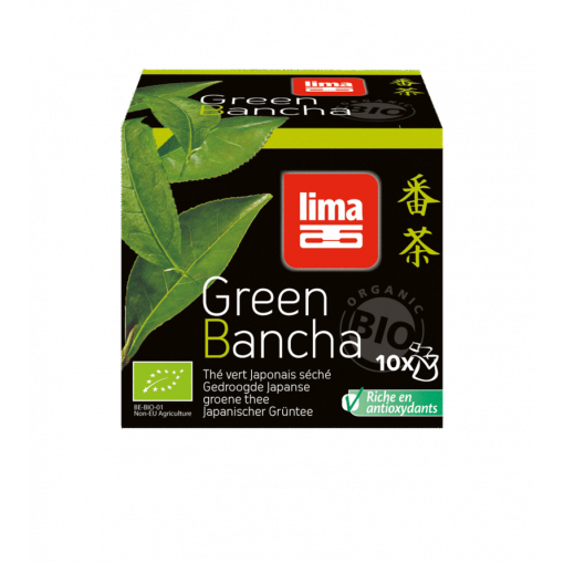 Lima Green Bancha Tea (Builtjes)