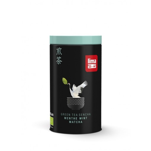 Lima Green Tea Sencha Mint Matcha
