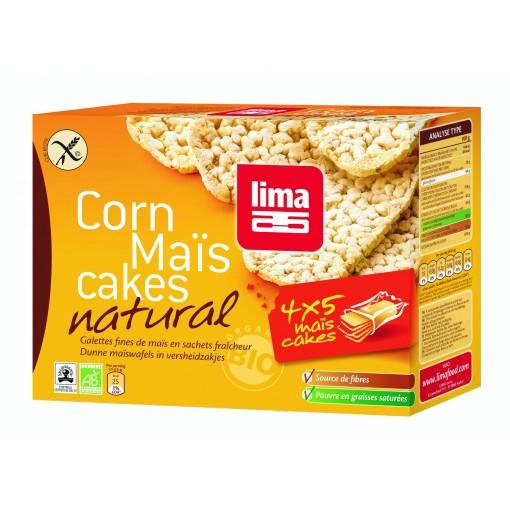 Lima Maiswafels Dun 4x5