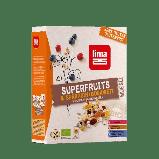 Lima Muesli Superfruits