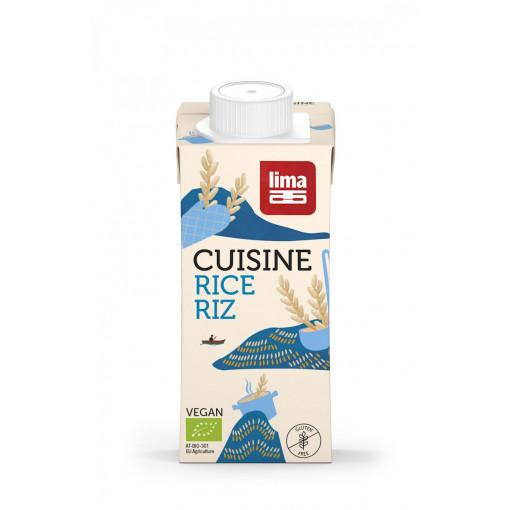 Lima Rijst Cuisine