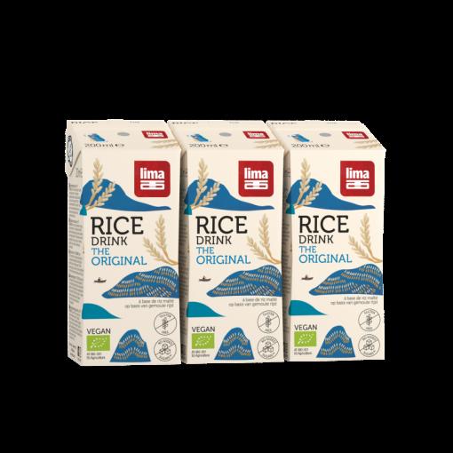Lima Rijstmelk Original Mini
