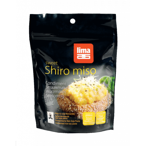 Lima Shiro Miso (Miso, Rijst & Soja)