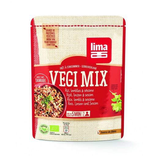 Lima Vegi Mix Rijst Linzen Sesam